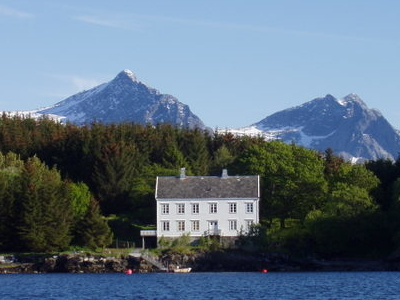 The Old Trading House At Lauvøy