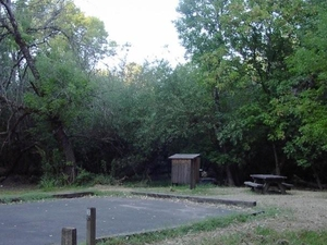 Lower Bucks Campground