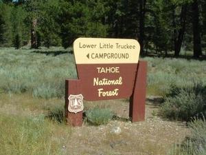 Baje Poco Campground Truckee