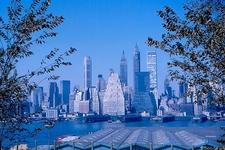 Lower Manhattan From Brooklyn Heights Promenade