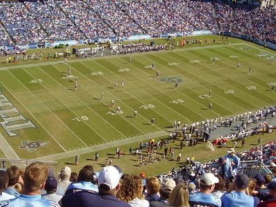 LP Field As Seen From Section 341