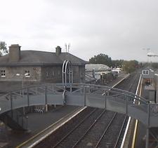 Longford Railway Station