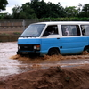 Luanda Taxi Called Candongueiro After Heavy Rain 2 C Luanda