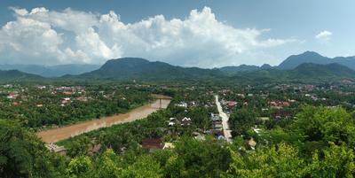 Luang  Prabang Pano