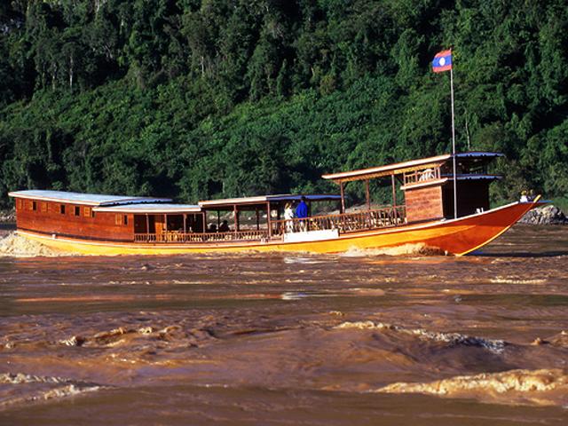Luang Say Mekong Cruise Photos