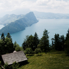 View From The Rigi Towards Lucerne