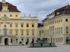 Ludwigsburg Palace Inner Courtyard