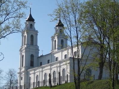 Ludza  Catholic  Church