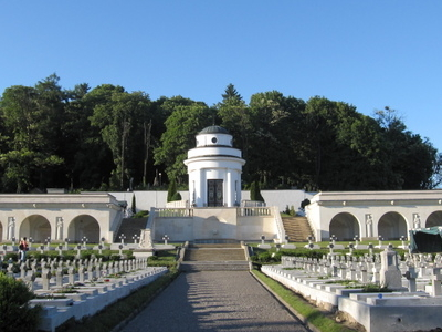 Cemetery Of The Defenders Of Lwow