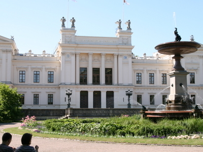 Lund University Main Building