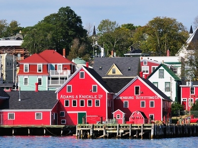 Lunenburg Harbour