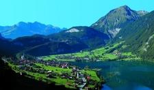Village Of Lungern