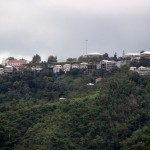 Lunglei-Aerial View