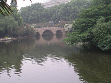 LuXun Park Bridge