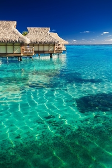 Luxury Over Water - Water Villas