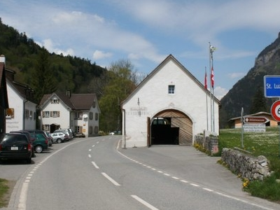 St. Luzisteig Pass