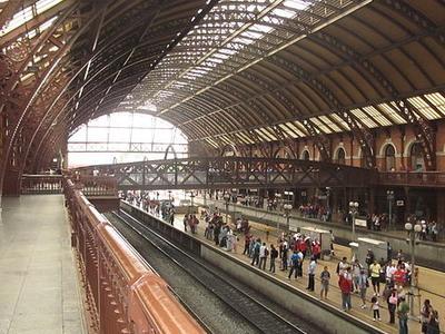 Luz Station Interior