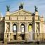 Lviv Teatro de Ópera y Ballet