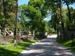 Lychakiv Cementerio