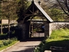 The Lych Gate Of St Leonards Church