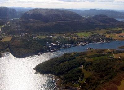 Lysoysund I Bjugn