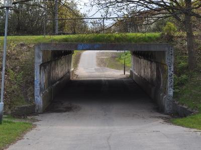 Tunnel Beneath Sonderskovvej