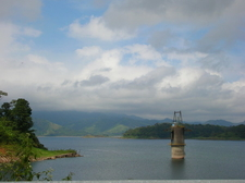 Hydro Electricity On Lake Arenal