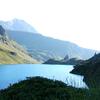 Blue Lake Ilhéou