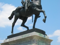 Lafayette Monumento