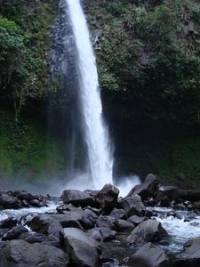 La Fortuna Waterfall View