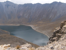 View Of The Laguna Del Sol