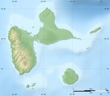 La Grande Soufrire Is Located In Guadeloupe