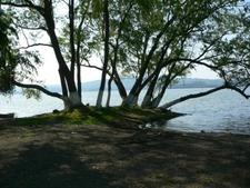 Laguna Catemaco Shore