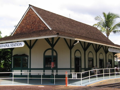 Lahaina Railroad, United States Tourist Information