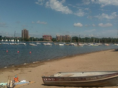 Lake Calhoun Eastern Shore