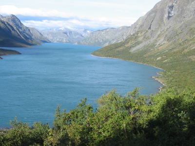 Lake Gjende