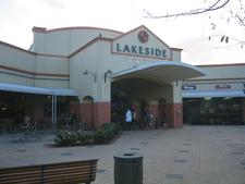 Lakeside Joondalup Shopping City Entrance