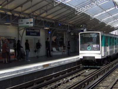 Line 6 MP 73 Rolling Stock