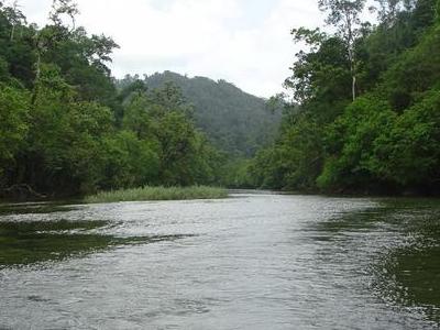 Lampis  Island  River