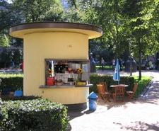 A Kiosk