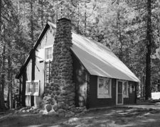 Warner Valley Ranger Residence