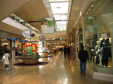 Inside The Fashion Show Mall