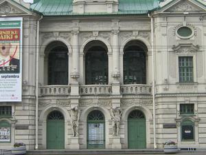 Teatro Nacional de Letonia