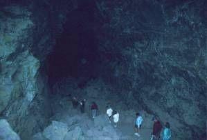Cave Trail Through Echo Hall