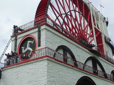 Laxey Wheel  1