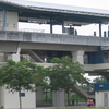 Exterior View Of SW6 Layar LRT Station