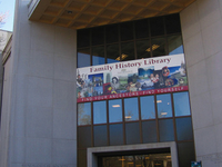 Biblioteca de História da Família