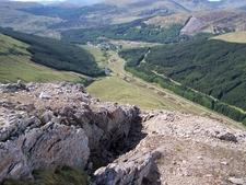 Lead Mine On Beinn Odhar