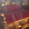 Golden Sofa Or Throne A Prized Display