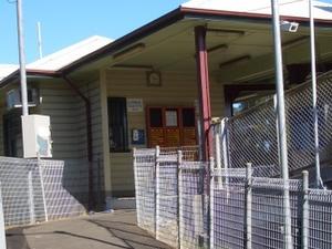 Leightonfield la estación de tren